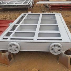平面滑动钢闸门 防腐耐用,安装便捷,方便维护,止水性能优越!