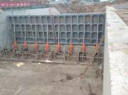 飞瀑水利专业生产销售云南翻板钢制闸门,启闭机,拍门,清污机等
