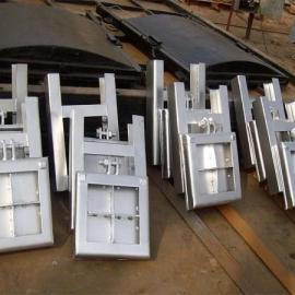 定做大型喷锌钢闸门飞瀑水利自产自销