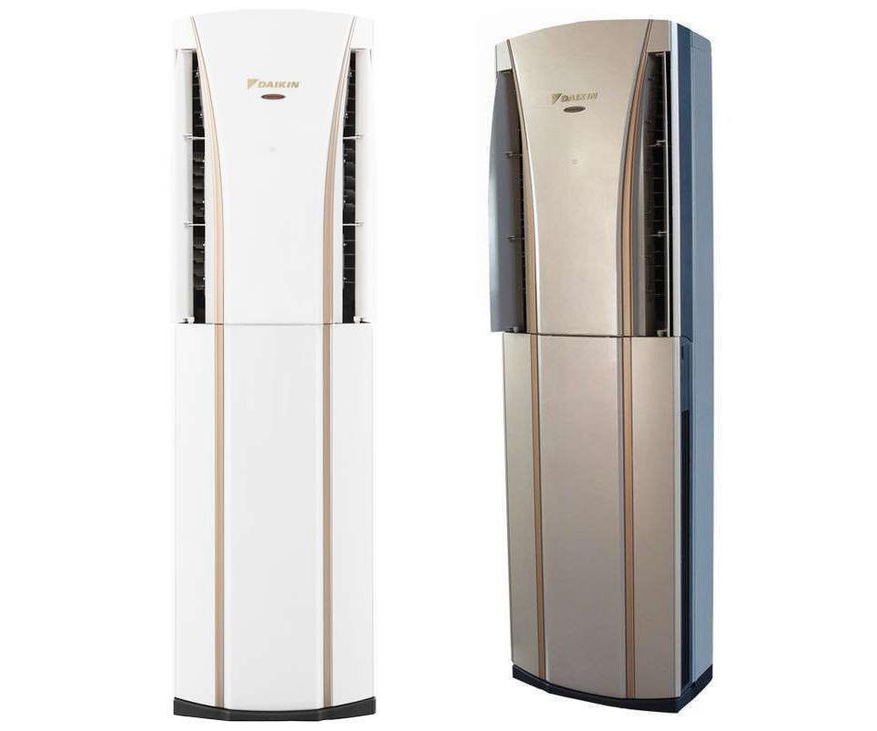 大金空调单冷3匹柜机豪华柜机FNVQ203AAKD