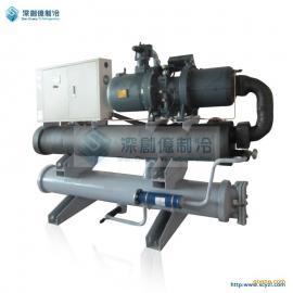厂家供应广州80HP水冷螺杆式冷水机组工业螺杆式冷水机
