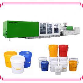 注塑塑料真石漆桶生产设备 塑料真石漆桶生产机器