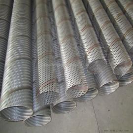 不锈钢桥式冲孔管,冲缝缝外护套_螺旋外护管 筛管/石油防砂筛管