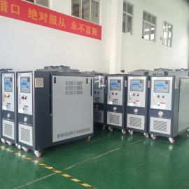 板材挤出专用模温机|油加热器-南京利德盛机械有限公司
