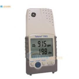 美国GE TEL7001D红外二氧化碳测定仪