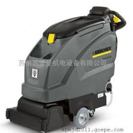 KARCHER B 40 C Bp 电池驱动型手推式洗地吸干机