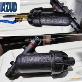 AZUD/阿速德6分Y型农业灌溉 大棚温室喷淋叠片过滤器
