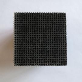 专业供应230型蜂窝状废气净化用活性炭
