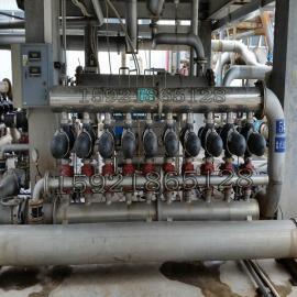 以色列阿科造纸厂白水回收再用盘式叠片过滤器系统设备