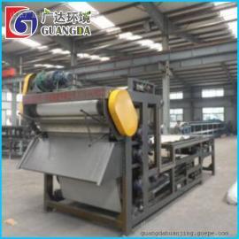 带式污泥浓缩脱水一体机、带式压滤机、带式污泥脱水机厂家