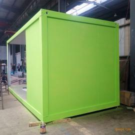 杭州住人集装箱房厂家 别墅集装箱房 模块房屋 临时板房 可定制