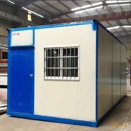 定制设计改装住人集装箱房 集装箱房屋二手 住人活动板房移动房