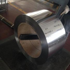 高精密冷轧304钢带 超薄 表面平整 精度高 韧性超好