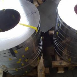 厂家供应拉链用SUS301无磁不锈钢带 高精密不锈钢窄带