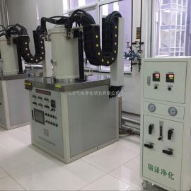 标记原子氧气纯化装配清灰机终端纯化装配