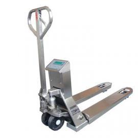 304全不锈钢电子叉车秤 1150 * 560 * 80 防水型叉车秤