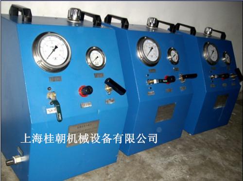GBA-300超高压动力单元试验台、液压动力单元测试台