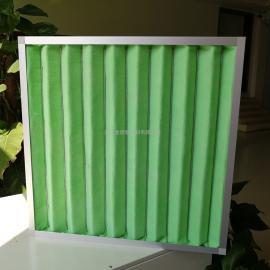 初效绿白棉过滤器