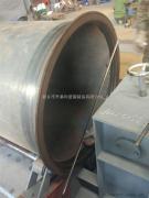风筒圆筒铁桶成型机