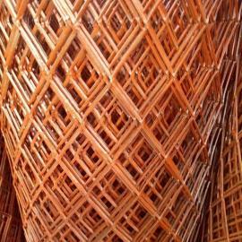 南充建筑裸边钢板网踩踏板――40*80mm菱形孔钢板网100%规格定做