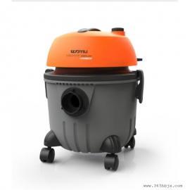亿力吸尘器YLW6238-15升塑料桶1200W吸力22KPa真空吸尘器