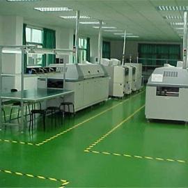 广州玩具厂无尘耐磨地坪施工 专业0.5mm薄涂型环氧地坪