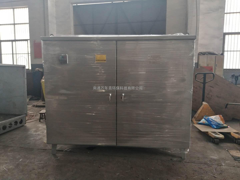 油漆厂废气处理设备 碳钢防腐 304不锈钢环保成套产品