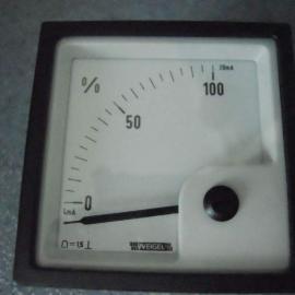 EQ72-X/1000/1德国WEIGEL电压/电流表