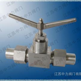 高压焊接不锈钢截止阀报价