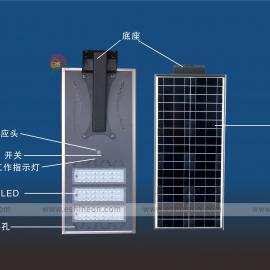 新品新农村建设太阳能灯led户外照明太阳能路灯节能环保厂家直销