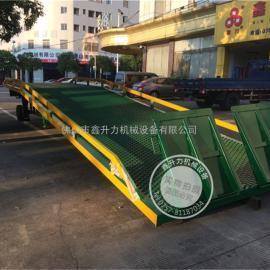 登车桥可以载荷3吨的叉车吗?