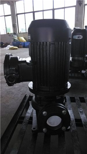 YG65-125(I)立式防爆管道增压泵 空调冷热水泵