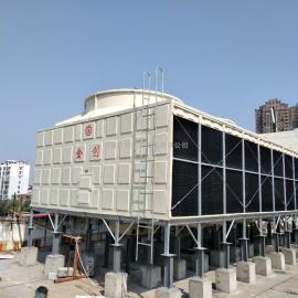 专业冷却塔生产 供应优质金创1600T玻璃钢横流式冷却塔厂家直销