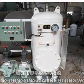 靖江市东星船舶设备厂-组装式海淡水压力水柜ZYG0.5/0.6