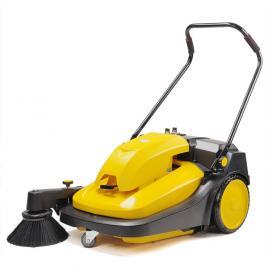 小区地下车库灰尘清扫机,手推式电动吸尘扫地机CJS70-1