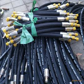 超然厂家专业生产高压胶管 液压胶管 胶管总成 规格齐全