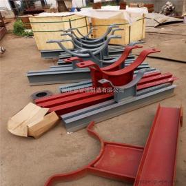 D14横担弹簧用管夹管座 铭意专业生产厂家直销