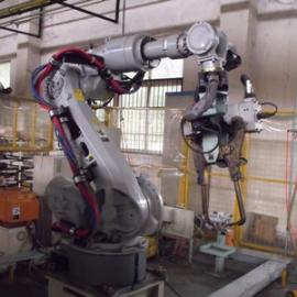 二手全自动焊接机 二手工业自动化点焊机器人 铁塔焊接机器人