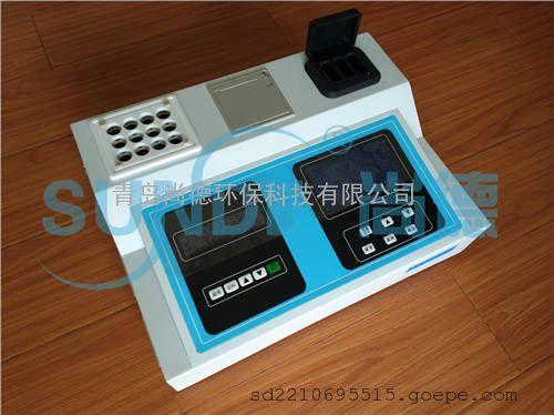 SN-200T-9 台式水质多参数快速测定仪(消解测量一体机)