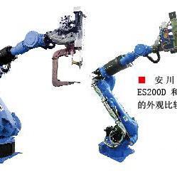 二手电子焊接机器人 半自动点焊机器人 8轴焊接机器人