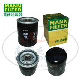MANN-FILTER(曼牌滤清器)油滤W1374/6