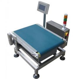 单段式检重皮带秤 产品漏装检测用电子秤、重量分选秤