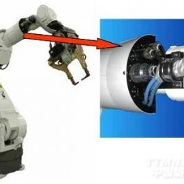 二手直角坐标焊接机器人 点焊机器人工作站 安川打磨机器人