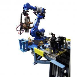 二手全自动焊接机器人 全位置点焊机器人 手机打磨机器人