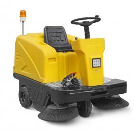 无锡驾驶式扫地机小区物业树叶石子清扫车,明诺扫地车MN-C200