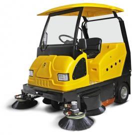 驾驶式扫地车工厂园区用扫地机 电动驾驶式扫地机MN-E8006