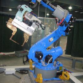 二手全自动焊接机器人 二手全位置点焊机器人 安川打磨机器人