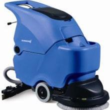 门房洗地机/容恩R50主动洗地机/厂地坪洗地机