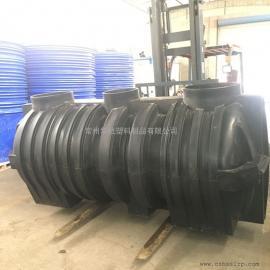 常州3T一次成型化粪池三格化粪池环保化粪池厂家