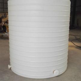 咸阳兴平5吨塑胶水箱/塑料搅拌罐厂家定制